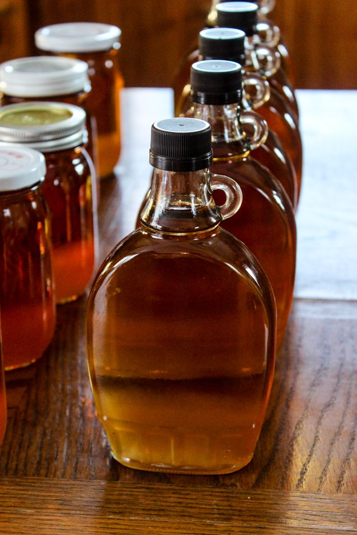 7ecea889870 How to Make Homemade Maple Syrup