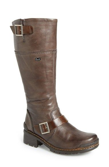 f8f8466d918 Rieker Antistress  Sybille 85  Water Resistant Tall Boot (Women) available  at  Nordstrom