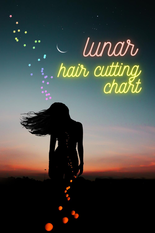 Hair Growth Secrets Beauty Moon Chart In 2020 Hair Growth Secrets Scalp Brushing Hair