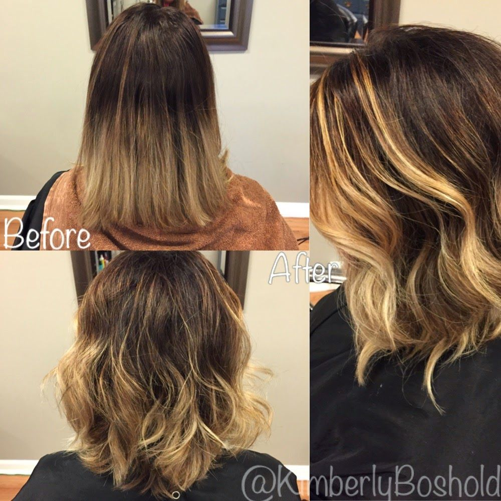 Ombre Color Correction Hairbykimberlyboshold Hair By Kimberly