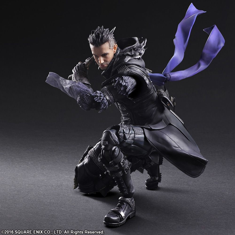 KINGSGLAIVE FINAL FANTASY XV PLAY ARTS KAI Nyx Ulric Final - Create invoice app square enix online store