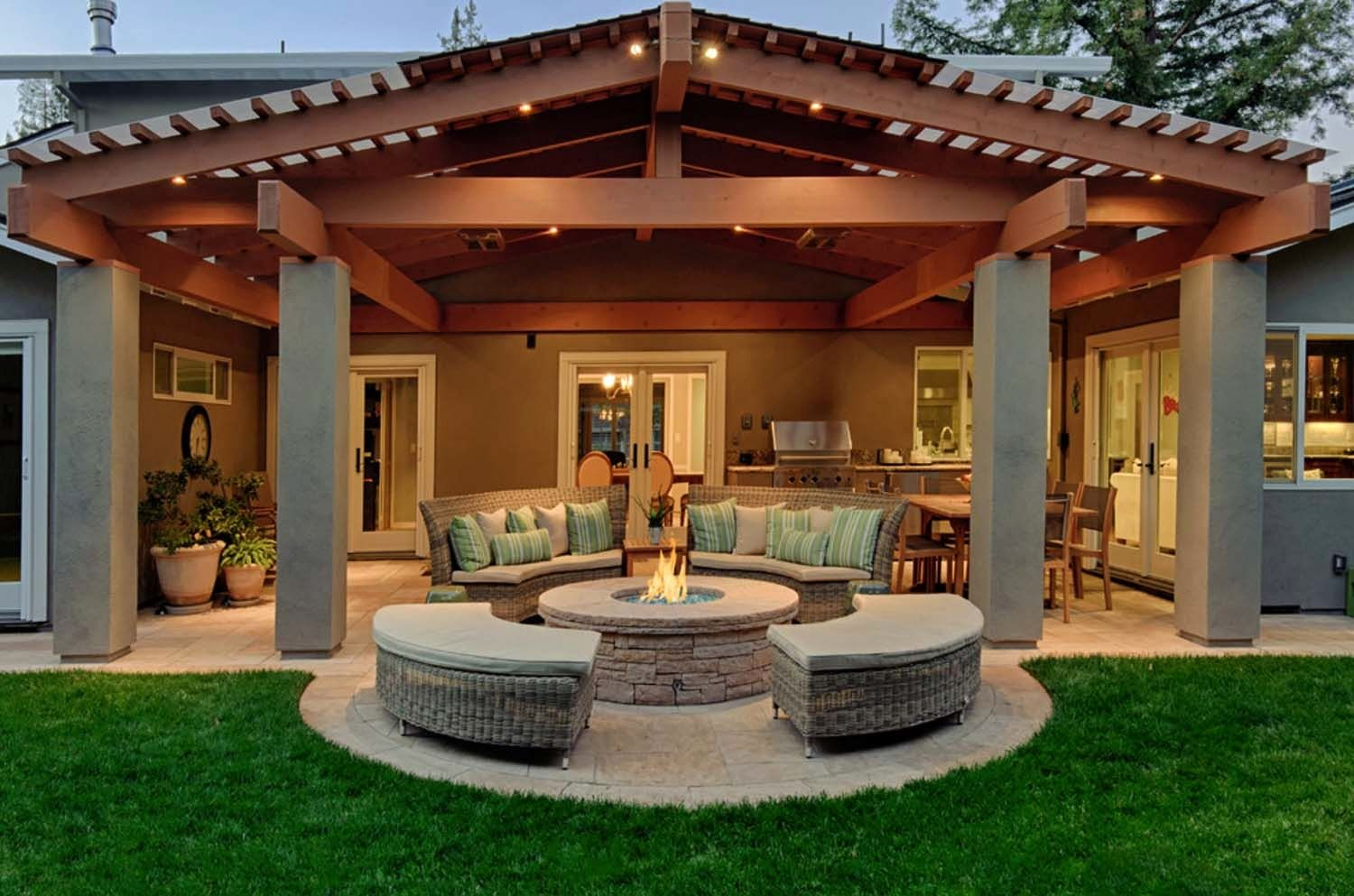 Outdoor Entertainment Area Design Ideas Home Bbq Designs In 2020 Outdoor Patio Designs Covered Patio Design Backyard Covered Patios