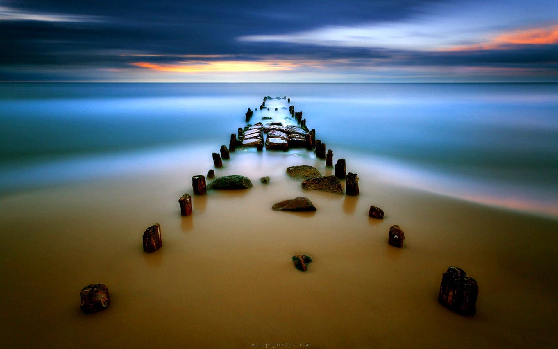 dock | nature, beach, sand, sea, dock, photography - wallpapersus