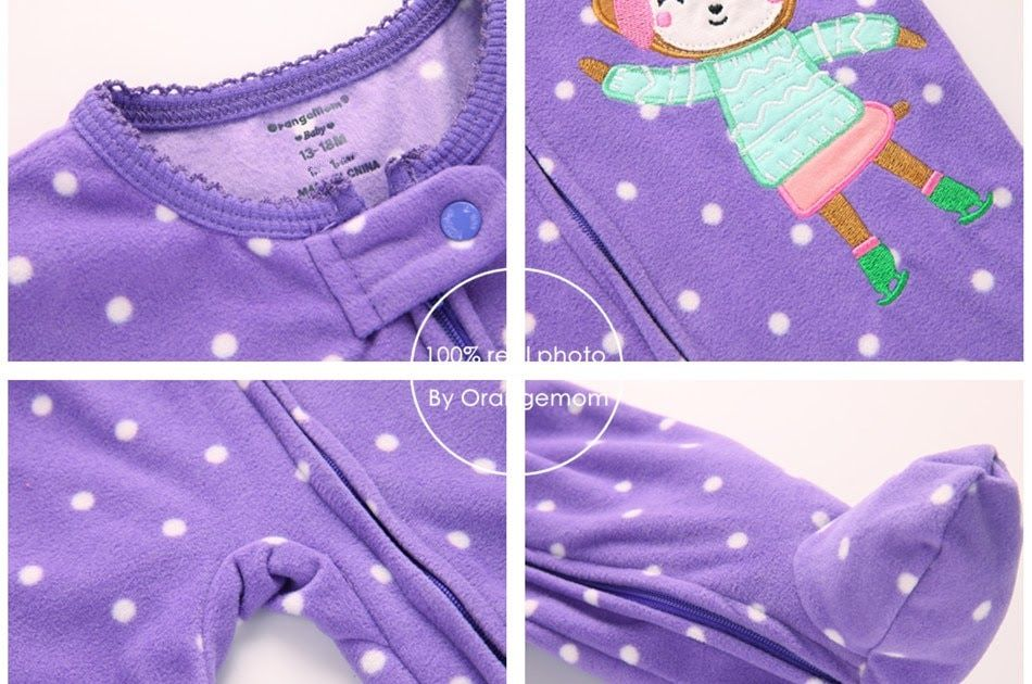 2f864eebe54 Best Price 2018 christmas baby girl clothes soft fleece kids one pieces  Jumpsuits Pajamas 0-24M infant girl boys clothes baby costumes