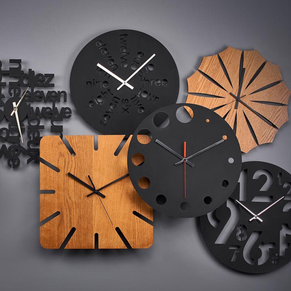 Moku Design Wooden Wall Clocks Wall Clock Design Wall Clock Modern Clock Wall Decor