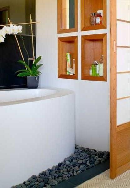 Modern Interior Design And Backyard Landscaping Ideas Bringing