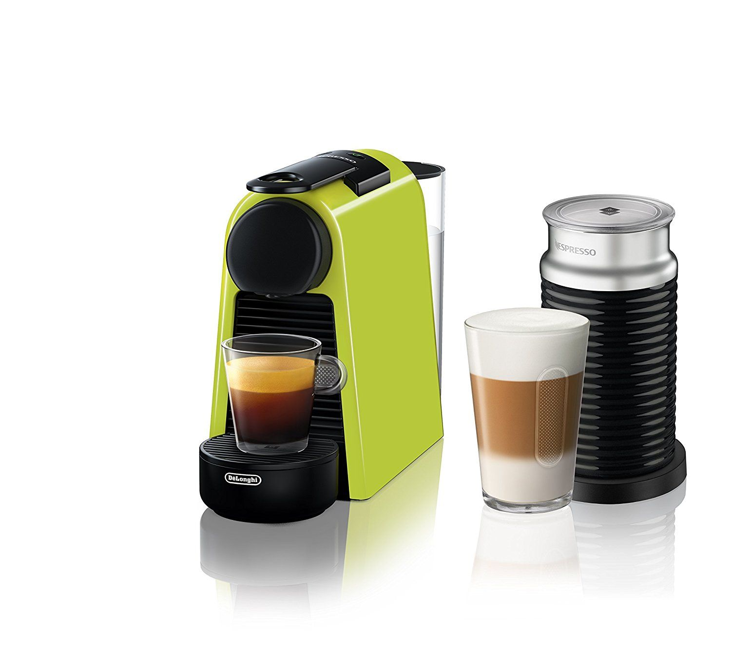 Nespresso Essenza Mini Espresso Machine by De'Longhi with