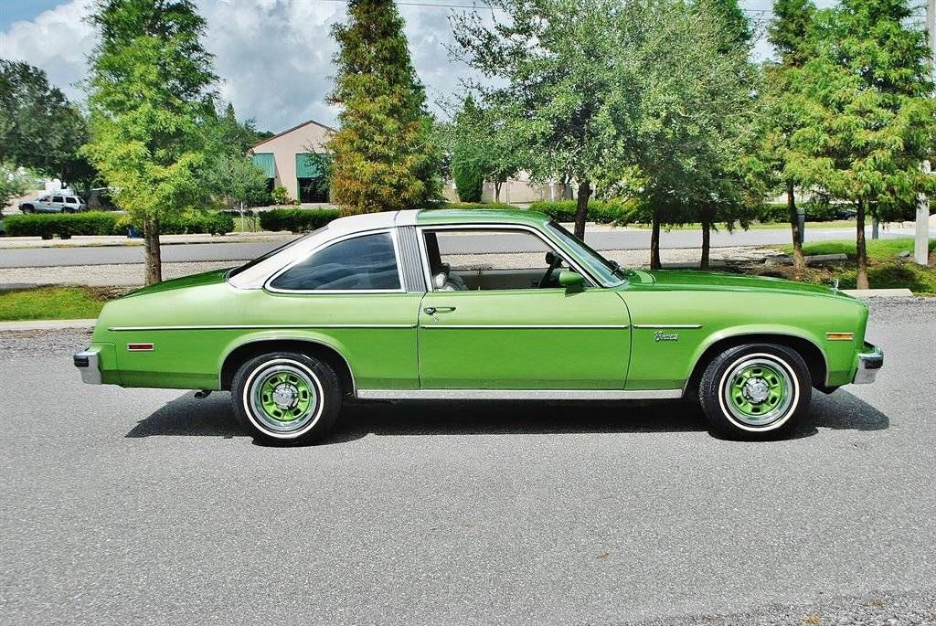 1976 Chevrolet Nova for Sale | See the U.S.A. in your Chevrolet ...