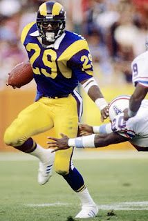 99334d82 Eric Dickerson - Los Angeles Rams   NFL 80s, 90s and 00s   Nfl ...