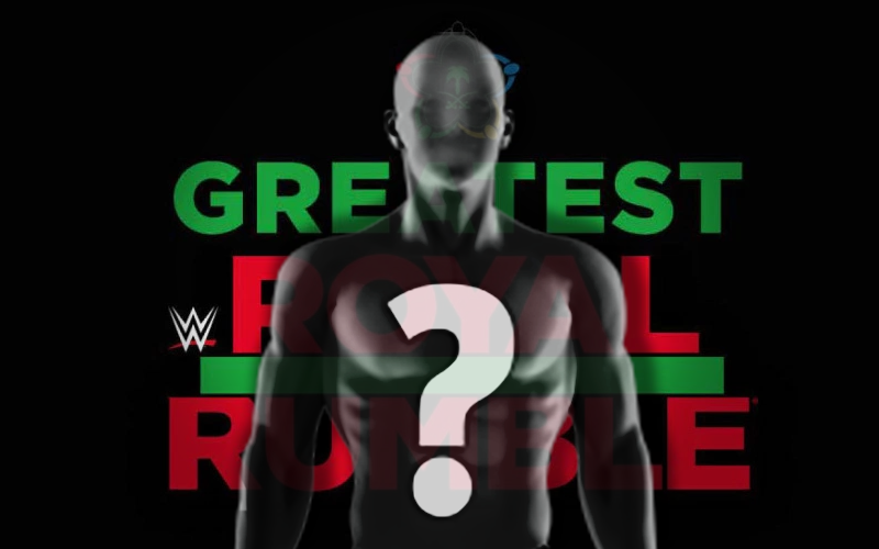 Raw Superstar Removed From Greatest Royal Rumble Match Royal Rumble Superstar Champion
