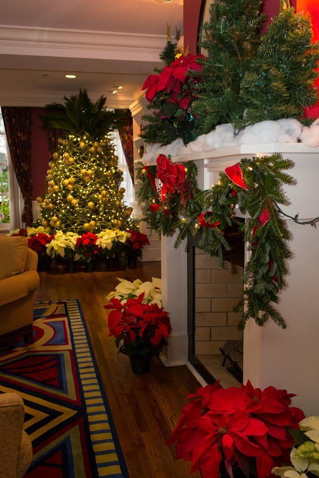 The Marshall House in Savannah Navidad Pinterest Tree deck
