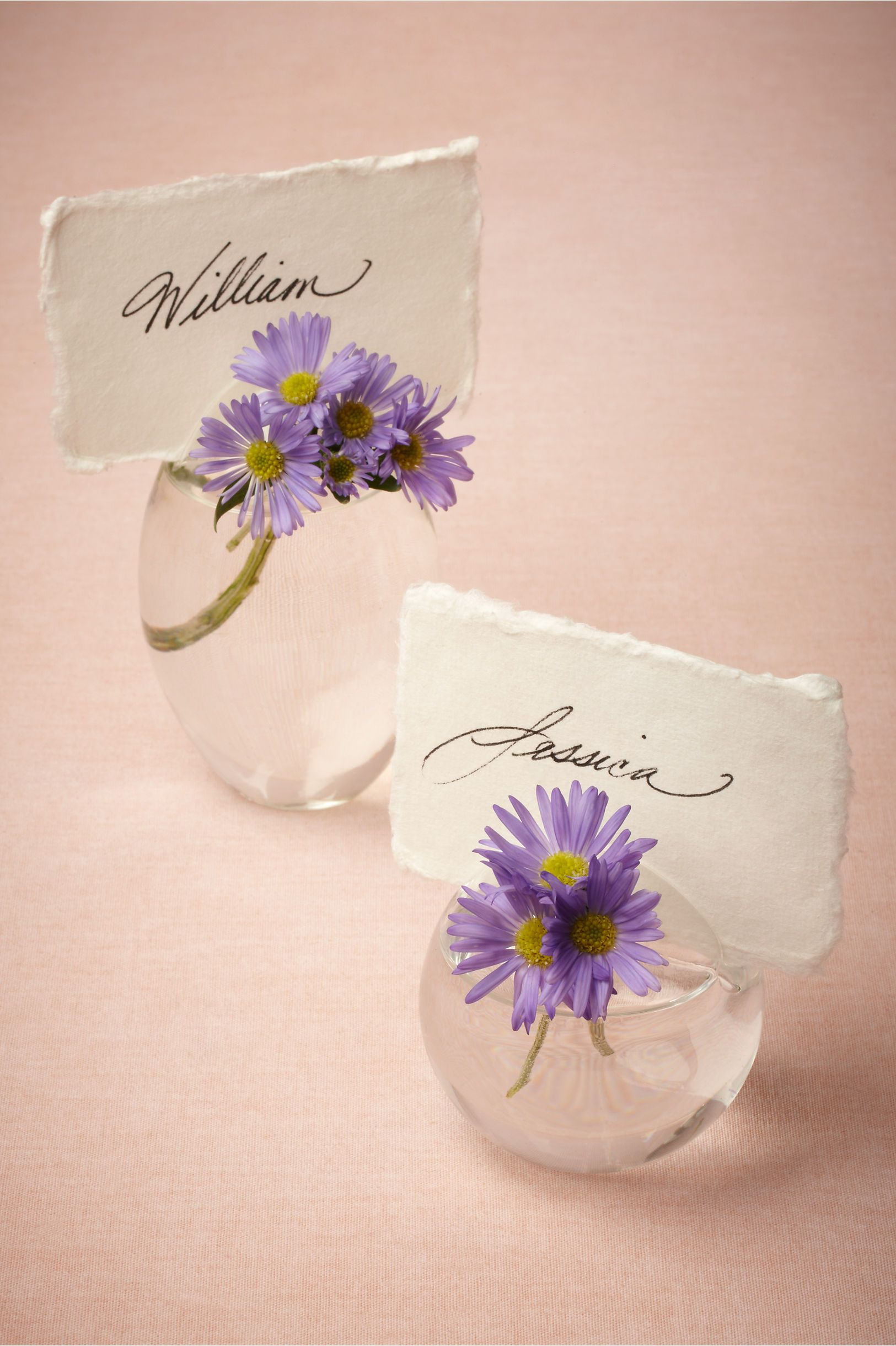 Bubble vase place card holders placecards table setting bubble vase place card holders placecards reviewsmspy