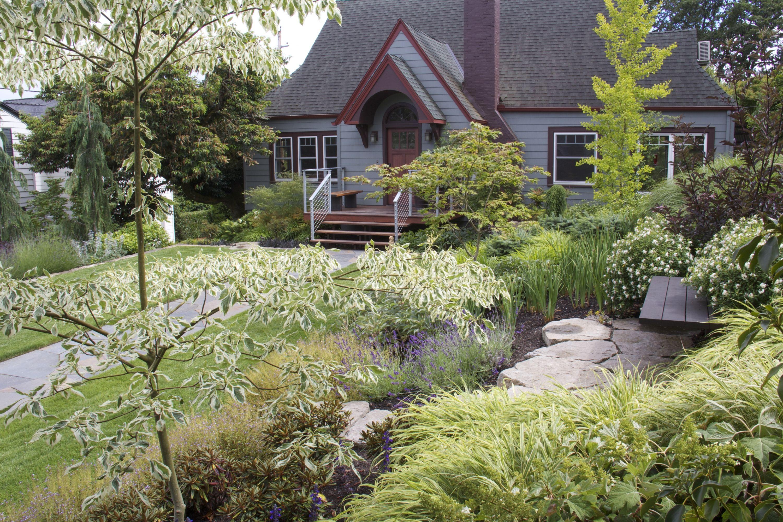 Salem Portfolio Mosaic Gardens Landscape Garden Design And Construction In Eugene Oregon Garden Landscape Design Landscape Design Garden Design