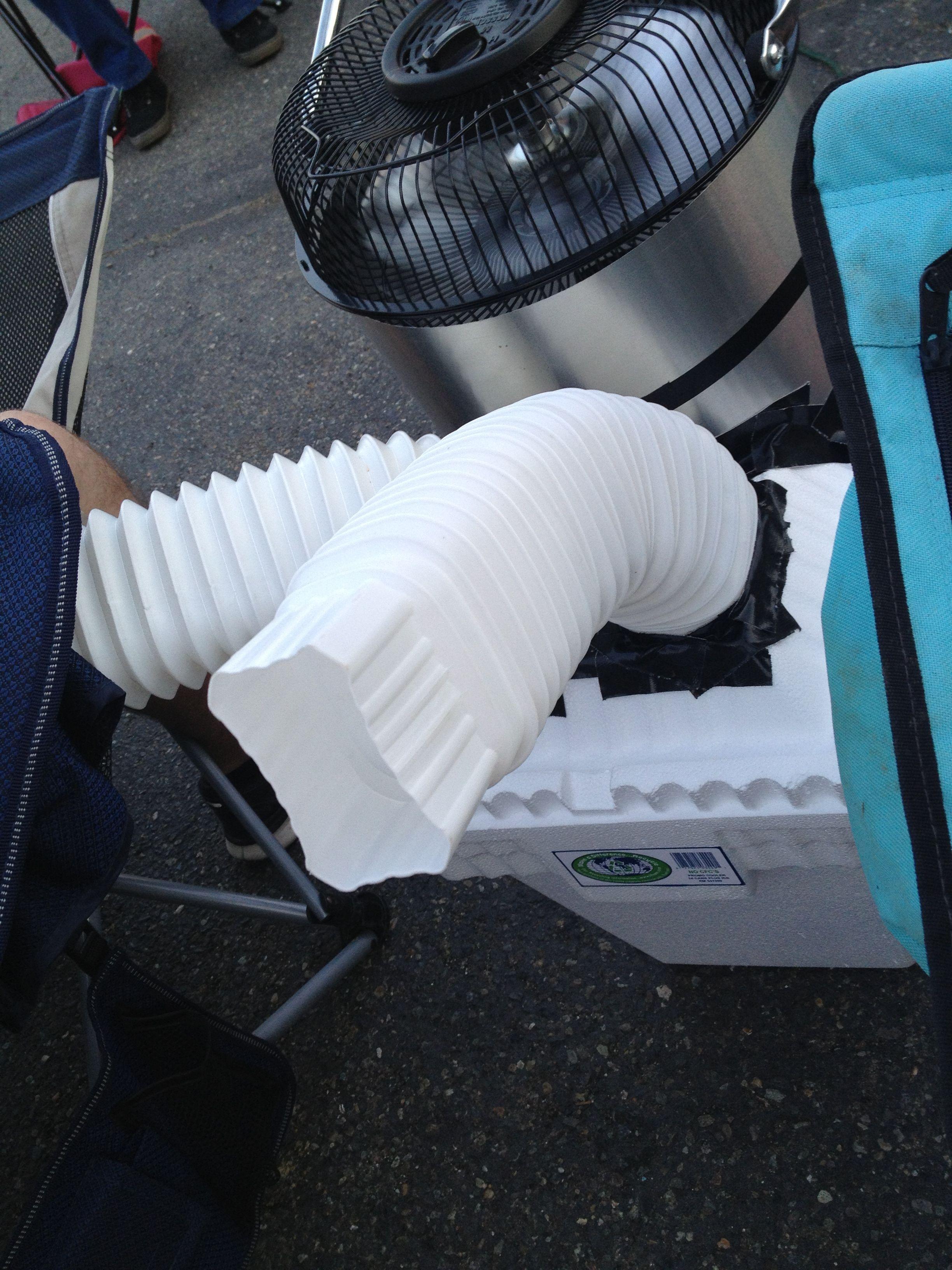 Redneck Air Conditioner Great Ideas Pinterest