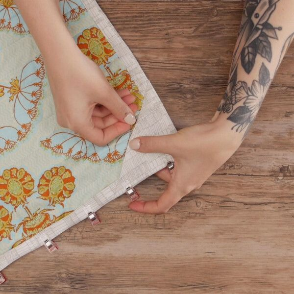 Easy Quilts, Quilt Binding, Straight