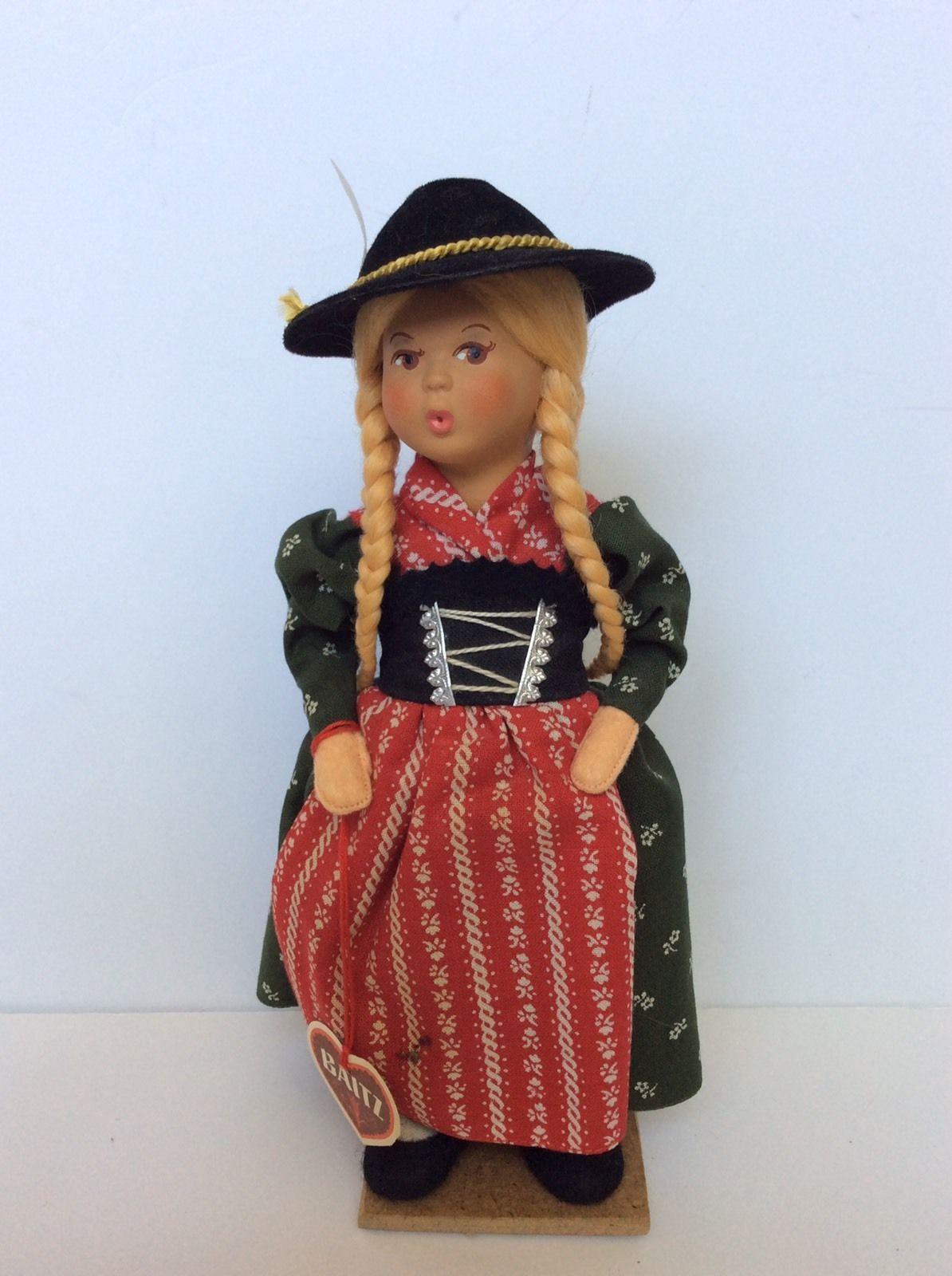 "Vintage Baitz Whistler Doll ""Miss Austria"" Collectible Doll | eBay"