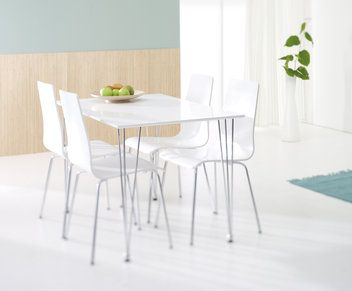 Table BALLERUP White 4