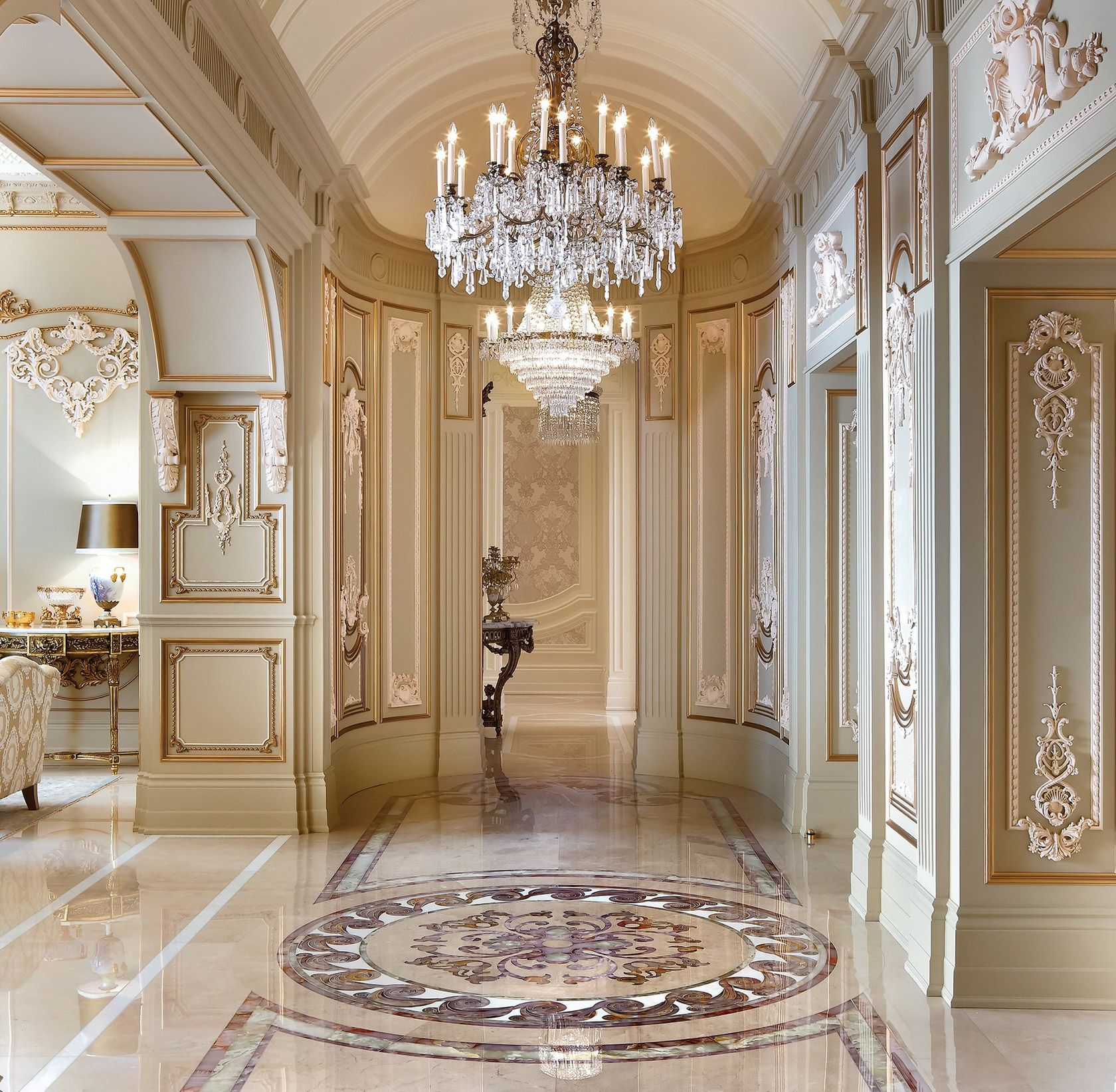 Beautiful Luxury Home Interior: The House Of LMD A Reputation For Sophisticated