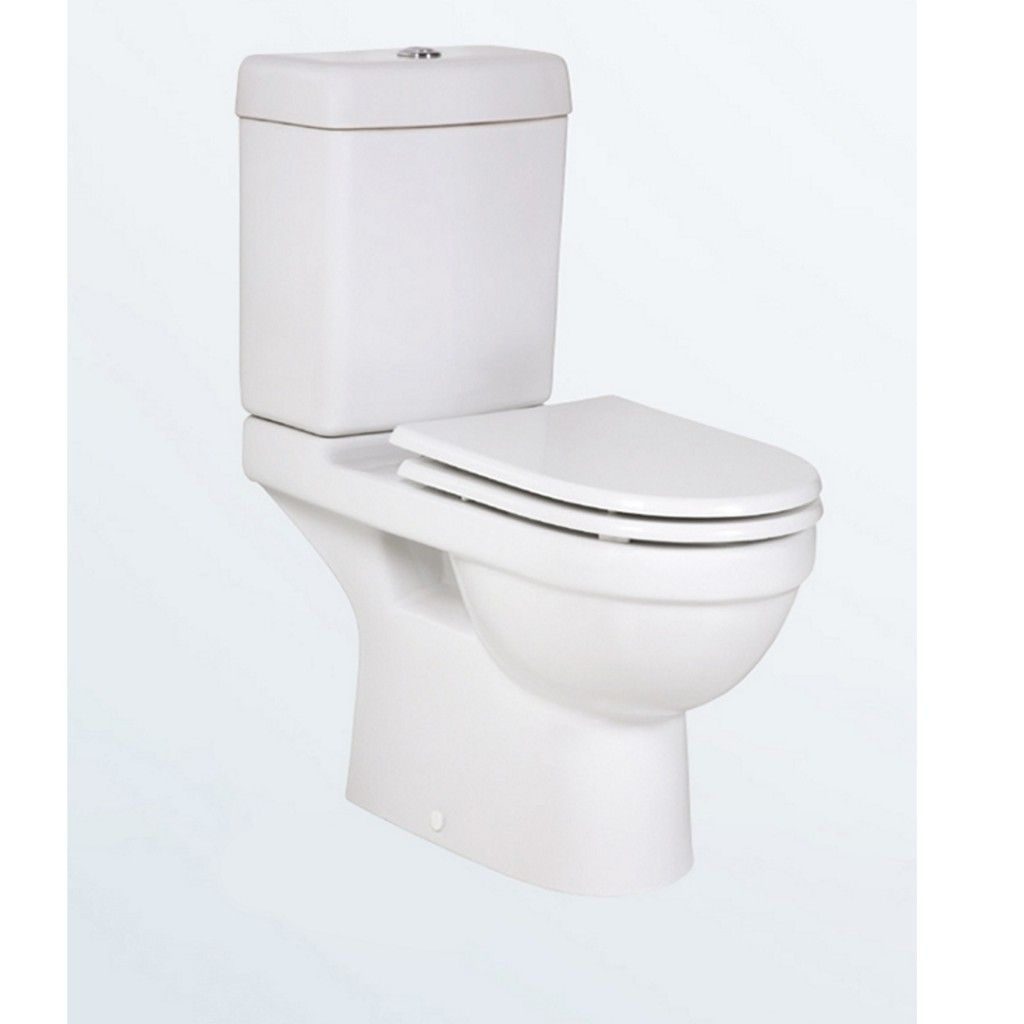 Creavit Vitroya Close Coupled Back To Wall Combined Bidet Vt360