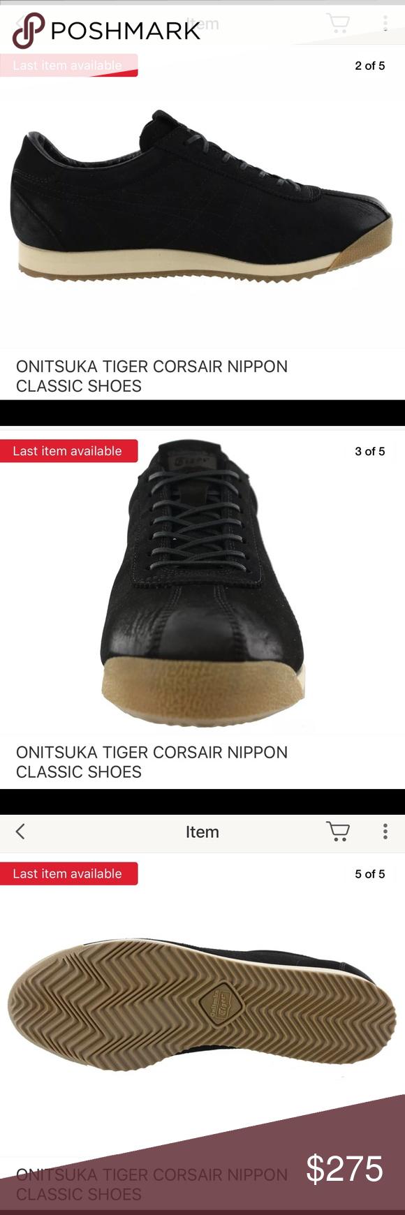 huge selection of 2eb02 2b6fd ASICS Onitsuka Tiger Corsair Nippon sneakers New Brand New ...