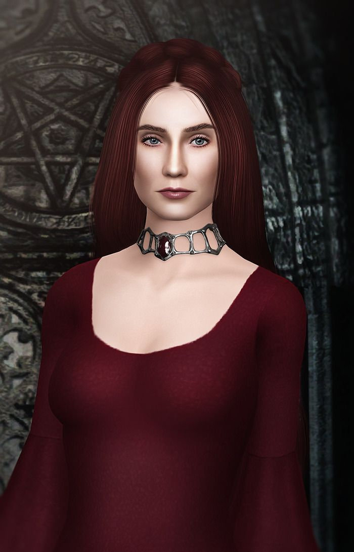 Carice van Houten as Melisandre from Game of... | Carice ...