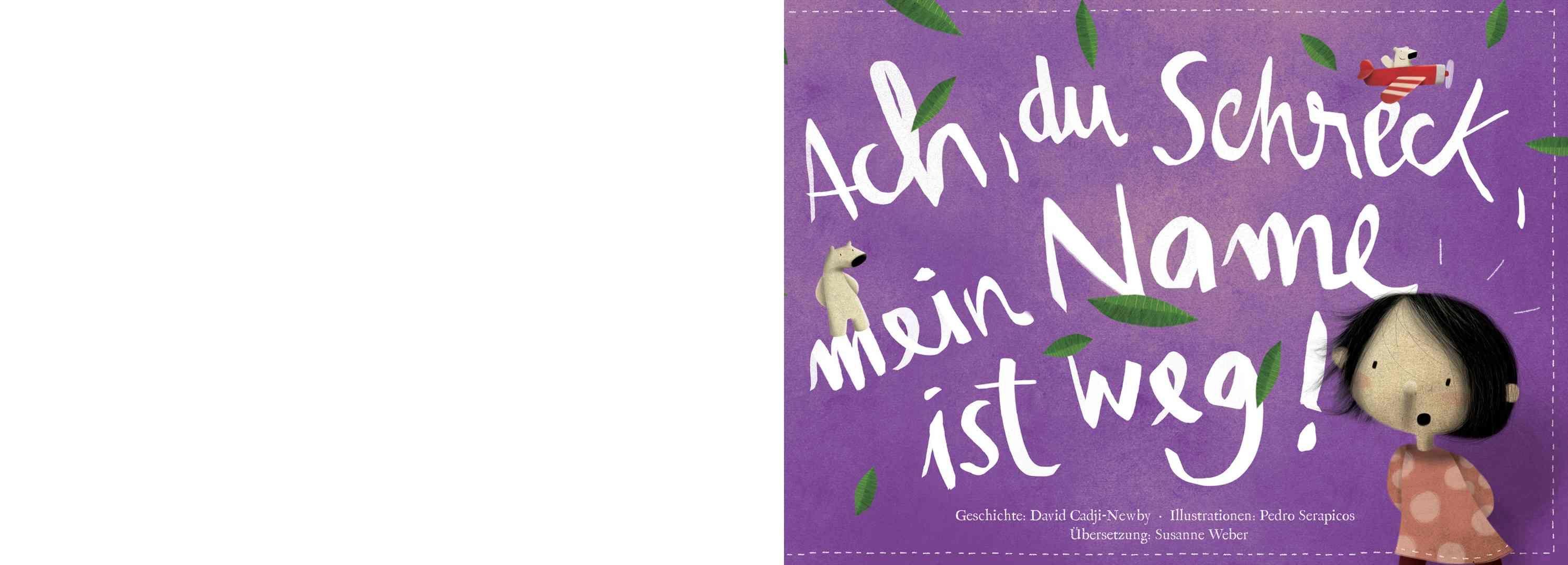 Personalisierte Kinderbücher | LostMy.Name - Geschichte für Kinder ...
