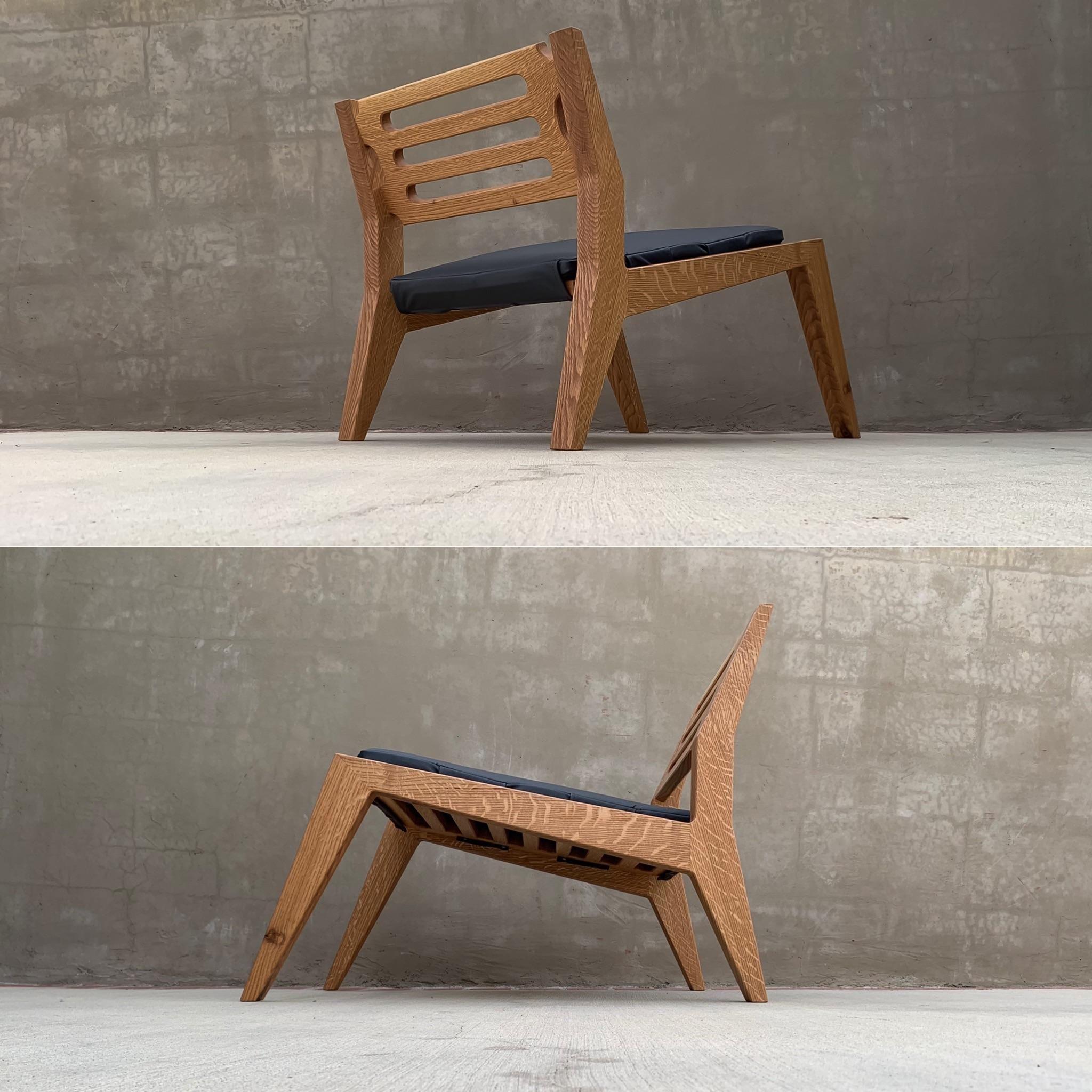 White Oak Accent Chair Woodworking Chair Woodworking Plans Woodworking Plans Wood Projects Woodworking Plans Sofa