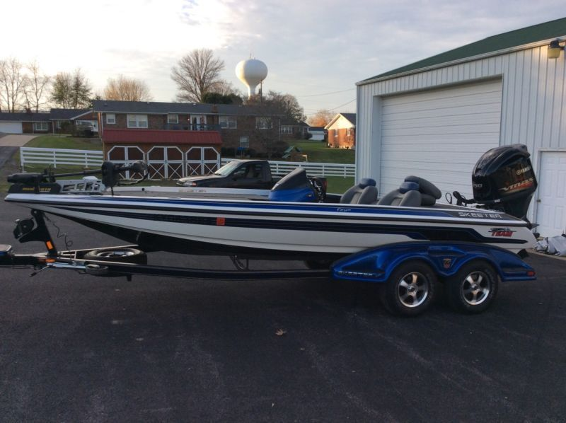 Skeeter Bass Boats For Sale >> Skeeter Bass Boat Fx 20 Ft Boat Bass Skeeter