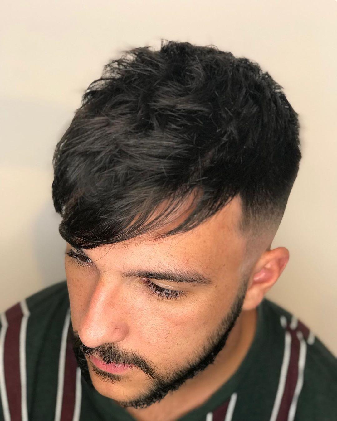 Fade Texture Hair Haircut By Francesc Loran Model Rogermv8