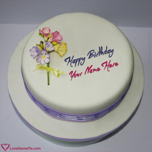 Design Name Wala Birthday Cake Online Name Generator Birthday