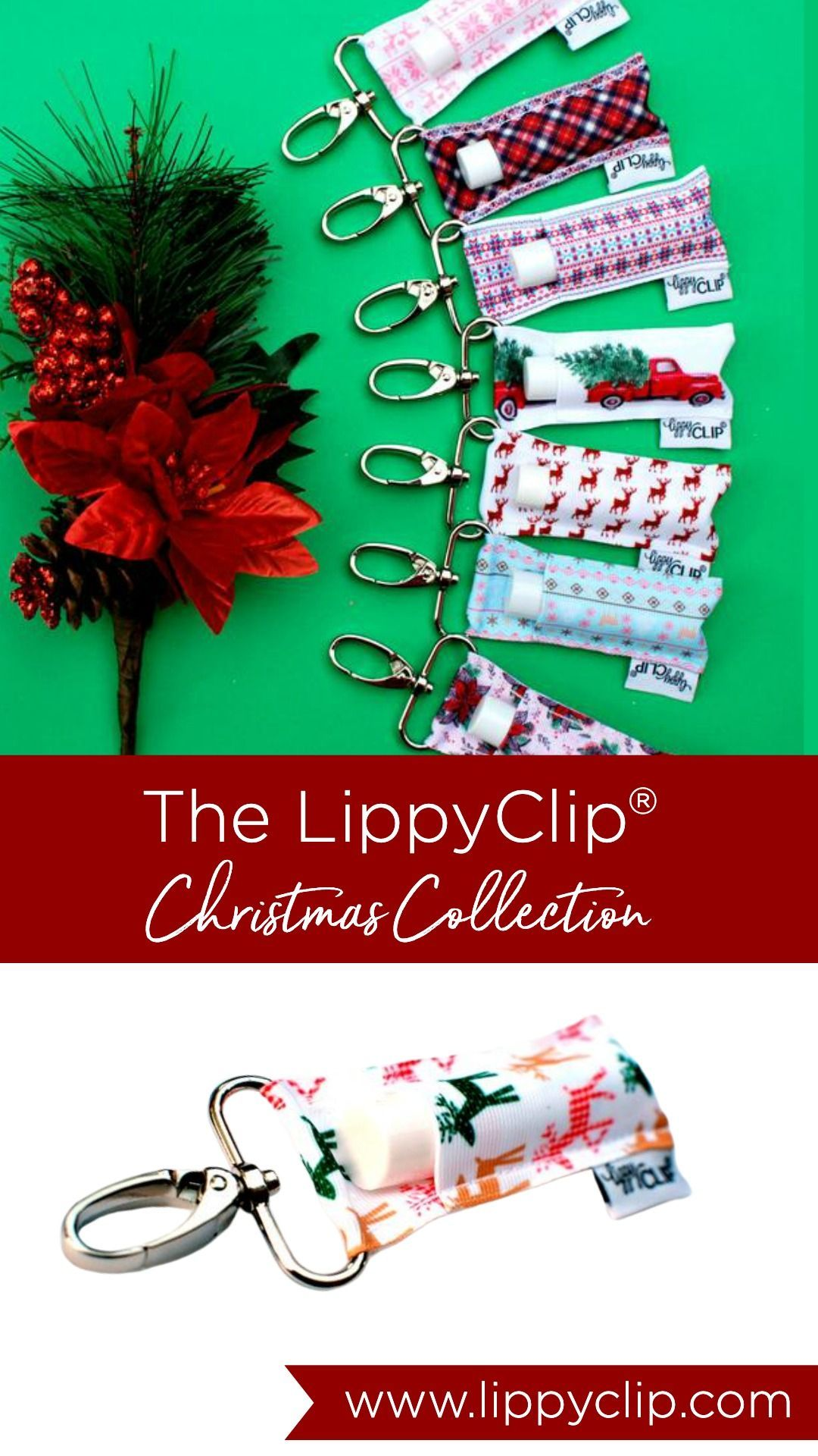 It S The Most Wonderful And Busiest Time Of The Year Don T Waste A Single Second Searching For Your Lip B Handmade Sellers Lip Balm Holder Christmas Prints