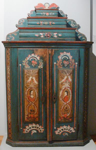 Old German cabinet. (With images)   Interior design ...