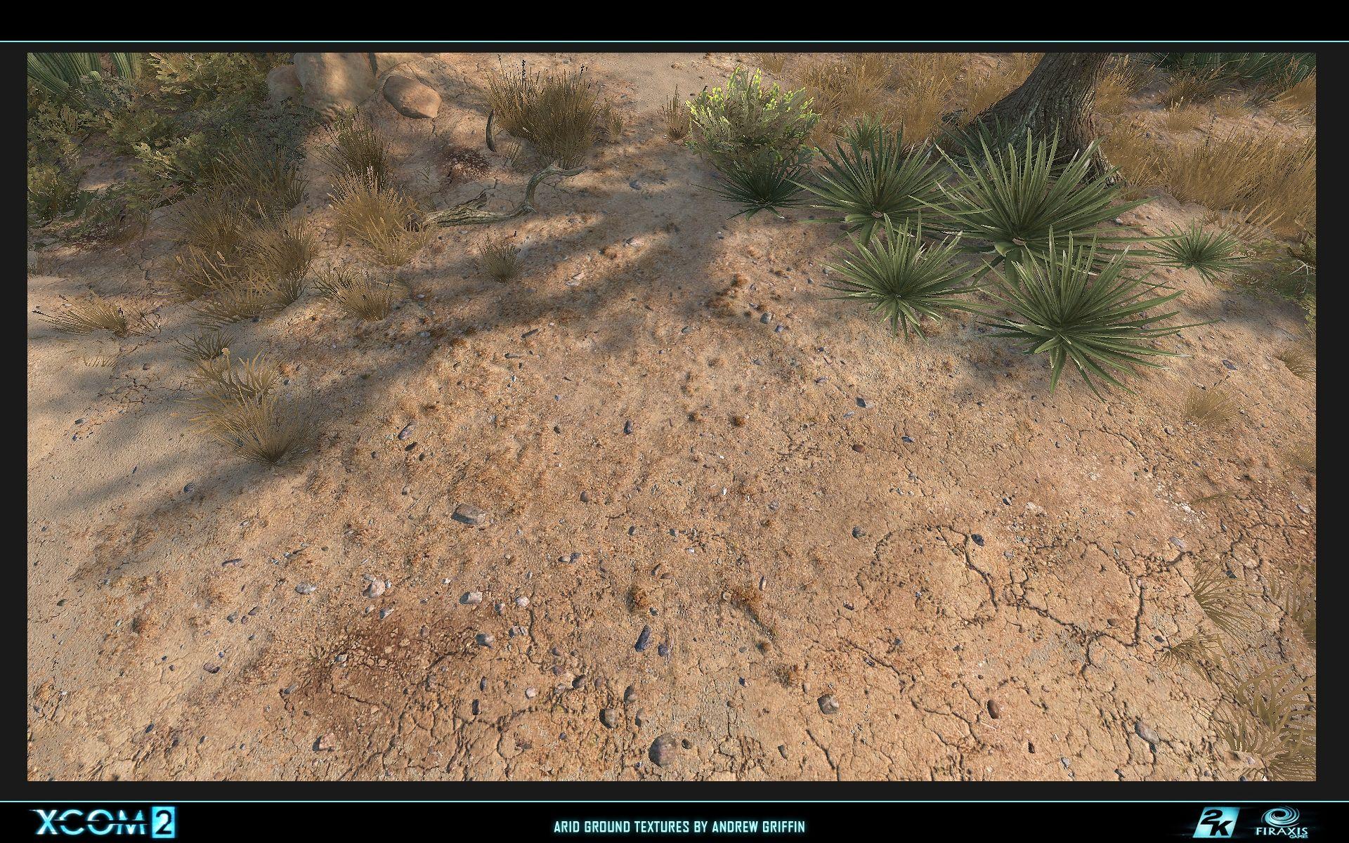 XCOM 2 Environment & Concept Art Dump - polycount
