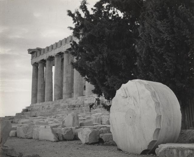 Tadeusz Sumiński en / Greece, 1961