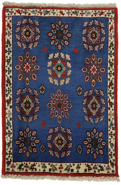 Bijar Kurdi Persian Carpet Unq2856 1302 Persian