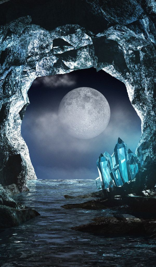 Cave of Crystals, Naica, Chihuahua, Mexico Beautiful