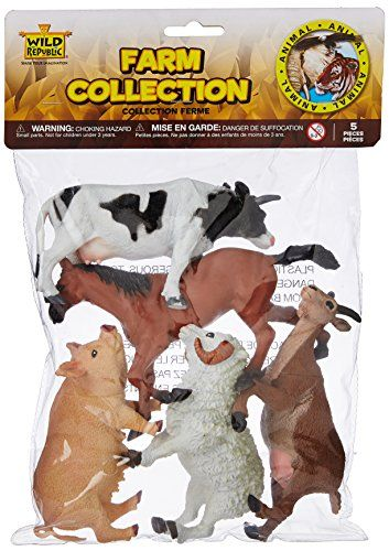 Polybag Farm Collection 5 Pieces * This is an Amazon Affiliate link. Visit the image link more details.