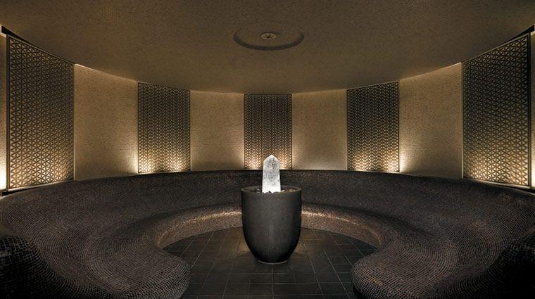 What are the five best amenities at The Peninsula Spa Hong Kong? - Hong Kong Spas | Inredning. Bastu