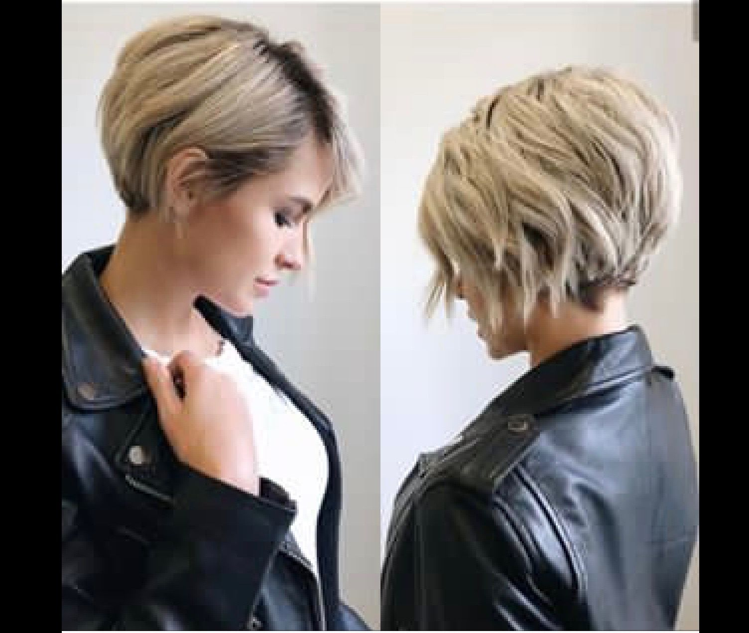 Cute Hair Short Hairstyles For Thick Hair Short Hair Trends Thick Hair Styles