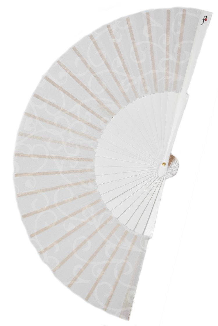 WEDDING FANS | white folding hand fans | bridal accessories ...