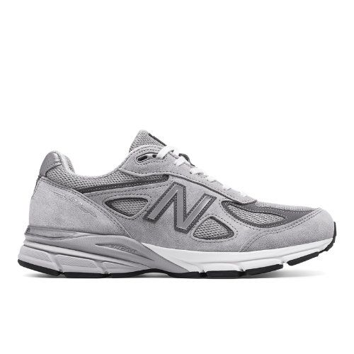 New Balance 990v4 Men's Made in USA Shoes Grey (M990GL4