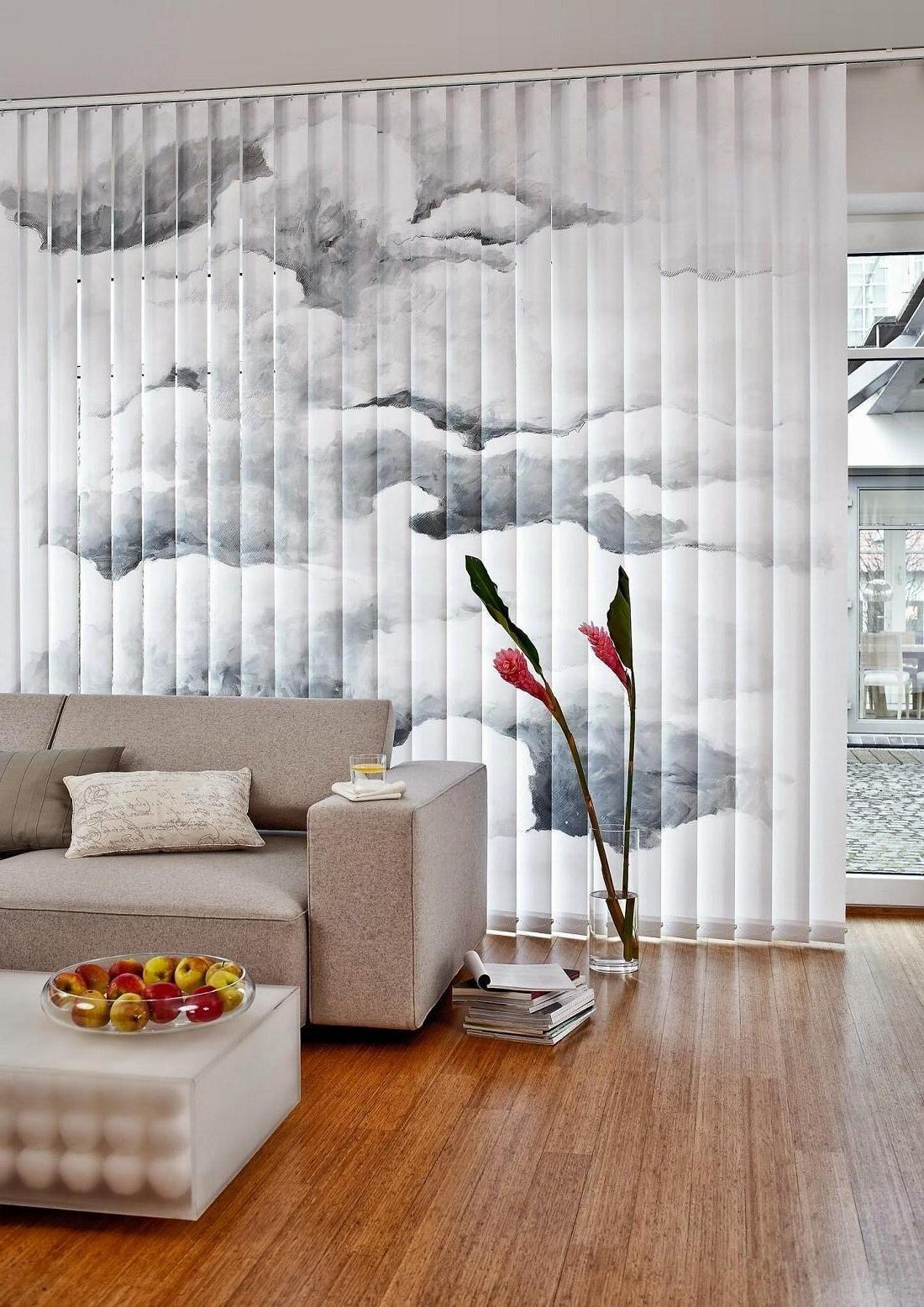 lamellenvorhang mit wolkenzeichnung individualdruck pinterest wolkenzeichnung. Black Bedroom Furniture Sets. Home Design Ideas