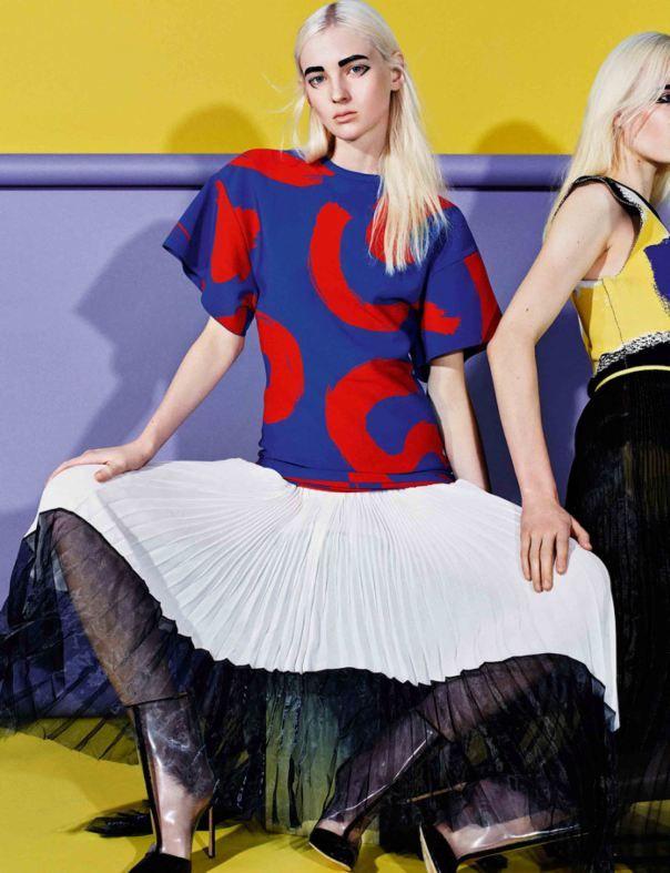 Baroque fashion, Fashion, Fashion photoshoot