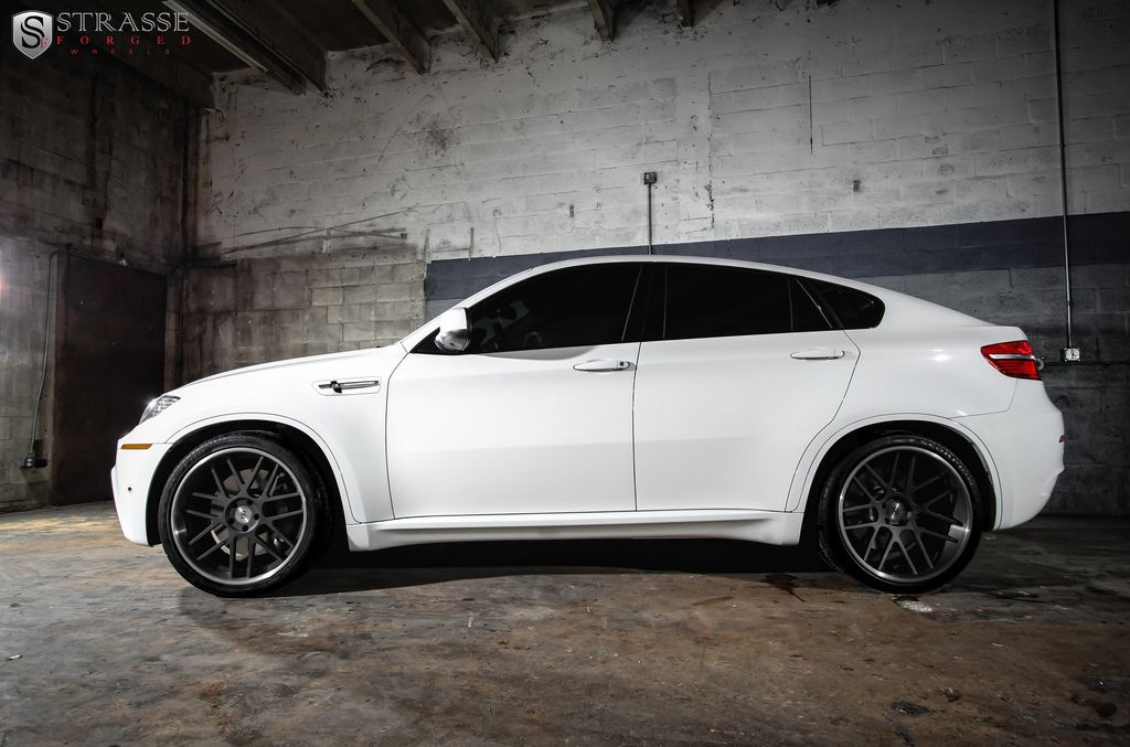 Strasse Forged Bmw X6m On Sm7 Deep Concave Wheels Bmw