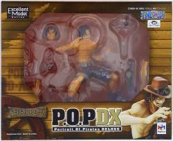 メガハウス POP NEO-DX/ワンピース ポートガスDエース/DX PVC