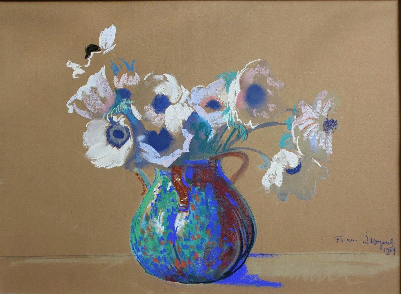 Page Not Found Flower Art Art Flower Painting