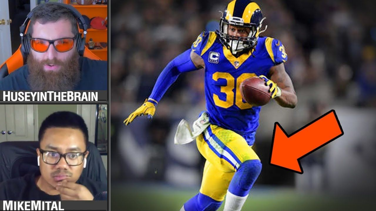 What S Really Going On With Todd Gurley S Knee Nfl Todd Gurley Second Doctor Nfl