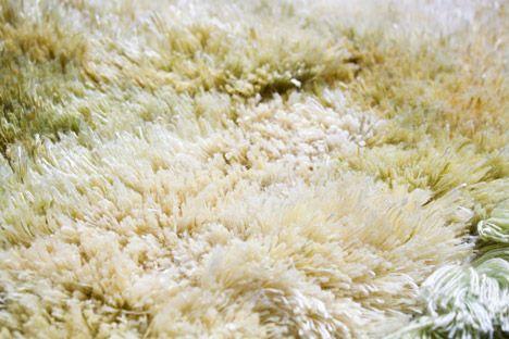 Algae Sea Me rug by Nienke Hoogvliet