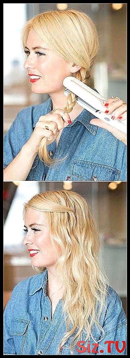 Cool and Easy DIY Hairstyles     5 Minute Office F