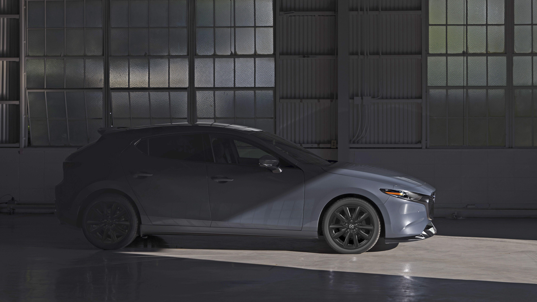 2021 Mazda 3 2 5 Turbo Revealed With More Power Automatic Only In 2020 Mazda Mazda 3 Mazda 3 Hatchback